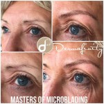 Microblading - Ultra fine feather stroke brows