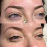 Combination Brow - Microblading & Powder Brow