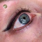 Ombre Eyeliner (flicks are optional)